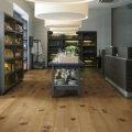 parquet decorato 100% legno naturale italiano