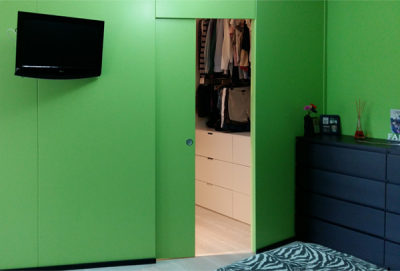 cabina armadio in legno personalizzata e su misura suno novara