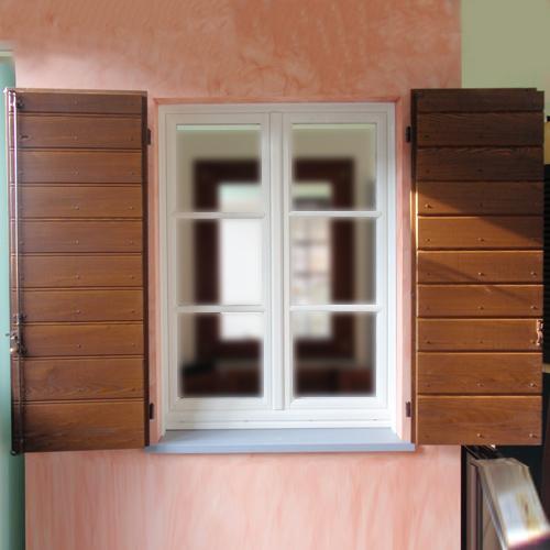 persiana in legno novara borgomanero
