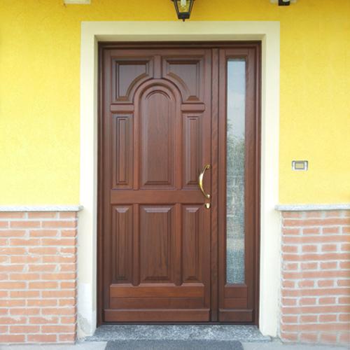 portoncini di ingresso in legno regalli