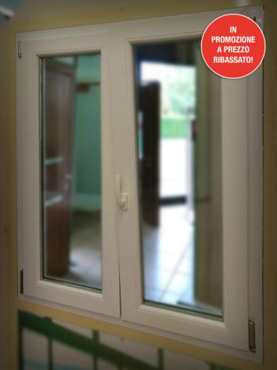 finestra scontata in promozione novara
